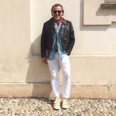 Rotonda della Besana con Allegra al laboratorio  #Alessandrosquarzi #ASstyle #gipsyclassic #ASlive #Allegrasquarzi #milano