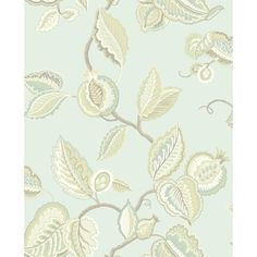 waverly fantasy fleur 33 x 205 floral and botanical 3d embossed wallpaper