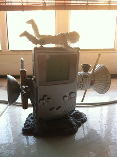 The Gameboy Gravity Edition