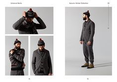 Collections | Functional British Fashion | Universal Works