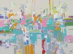 "Saatchi Art Artist Terry Crump; Painting, ""Regatta"" #art"