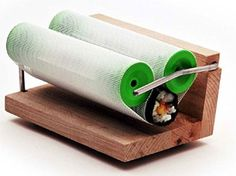 Sushi roller just in case I ever want to make sushi someday.