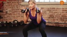 25 Minutes of Intensity With Sarah
