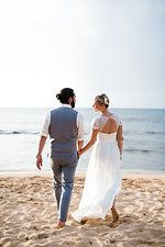 Naomi Wong Photography Tunnels Beach Kauai Wedding
