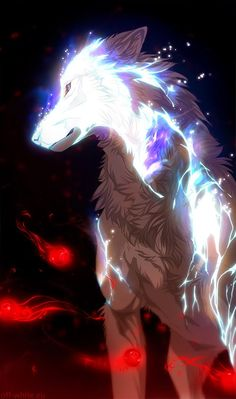 Wolf Wallpaper Ultra Hd Fur Android Apk Herunterladen Anime Scenery Iphone W. - Best of Wallpapers for Andriod and ios Pet Anime, Anime Animals, Anime Art, Arte Furry, Furry Art, Fantasy Kunst, Fantasy Art, Tier Wolf, Wolf Artwork