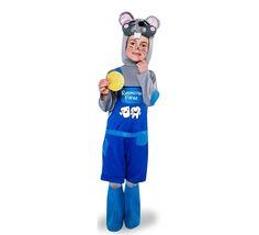 DisfracesMimo, disfraz de ratoncito perez niño varias tallas. Convertirá a tus hijos en adorables ratón de los dientes, y le dejara una moneda a sus amigitos en las fiesta de disfraces. Este disfraz es ideal para tus fiestas temáticas de disfraces de animales niños.