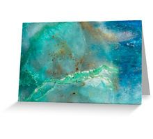 Quantum Quattro Greeting Card by lightningseeds® for crystalapertures.rocks.