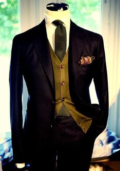 The art of the gentleman.according to Errol B. Der Gentleman, Gentleman Style, Sharp Dressed Man, Well Dressed Men, Mens Attire, Mens Suits, Suit Fashion, Mens Fashion, Moda Do Momento