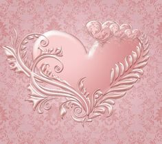 Pink Hearts* Love Pink and Love Hearts!*