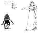 English Fairy Tales: Tom Tit Tot