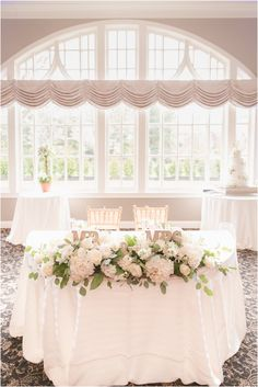 Wedding Receptions Gorgeous reception ideas for an elegant wedding - see more here of this Pen Ryn Mansion wedding! Head Table Wedding, Wedding Table Centerpieces, Wedding Reception Decorations, Reception Ideas, Centerpiece Ideas, Wedding Ideas, Mansion Wedding Decor, Wedding Receptions, Sweet Heart Table Wedding