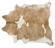 Distinctively classy, this cowhide rug with multi-color accent will make your living area look gorgeous. Comes with a natural stain resistant fur which $366 XL 7 x 6ft.