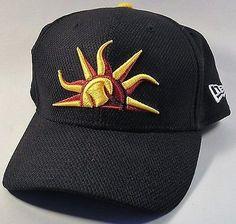 on sale 0cb56 37bc1 Mesa Solar Sox Chicago Cubs Minor League Baseball Cap New Era Size M-L  College Hats,