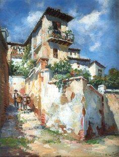 balcon de los pintores