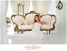 Bridal Session at Nottoway Plantation;Valerie Romero Photography