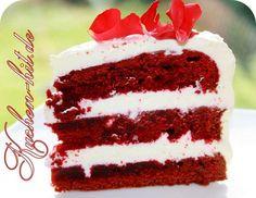 Rezept für eine Red Velvet Torte aus Amerika.