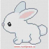 Bunny, cross stitch, pattern