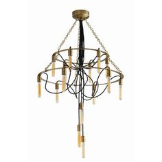 Winston 15 Light Chandelier | Tonic Home