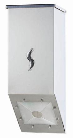 T773025 Distributore dispositivi protezione sfusi in acciaio inox AISI 304