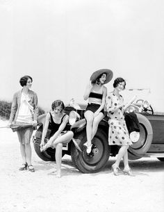 20's// road trip with girlfriends