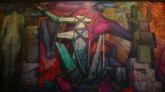 Liberación o la humanidad se libera de la miseria de Jorge Gonzalez Camarena