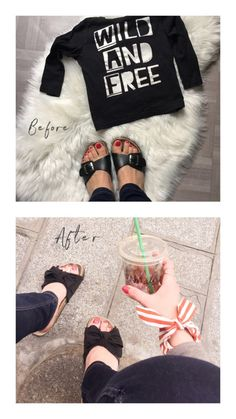 {DIY} Des sandales à nœuds tendances! Diy For Girls, Miu Miu Ballet Flats, Shoes, Fashion, Open Toe, Trends, Sandals, Moda, Shoe