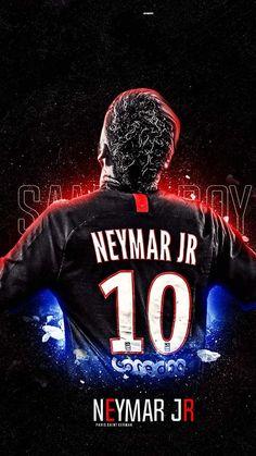 Mbappe Psg, Neymar Psg, Neymar Football, Football Art, Neymar Jr Wallpapers, Paris Saint Germain Fc, Real Madrid Wallpapers, Manchester United Team, Lionel Messi