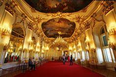 Schonbrunn Palace Interior | Inside Schönbrunn Palace