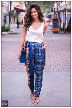 look calça pijama - Pesquisa Google