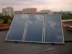 Solární ohřev Praha