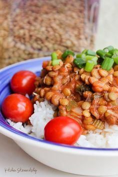 Hearty Lentil Stew - Meatless Meal