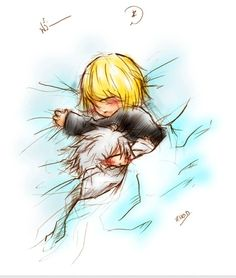 Little Near and Mello, That's so cute!