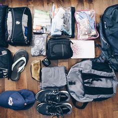 Three weeks in a backpack here I come 😊🌍 Off to Malaysia☀️ ✈️ #travel #southeastasia #yyc #blogger #packing #backpacking