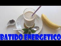 BATIDO ENERGÉTICO PARA DEPORTISTAS (RECETA FITNESS) - YouTube