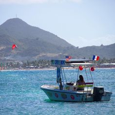 In St. Martin the ice cream man is a woman and she doesn't drive a truck.. #ilesaintmartinwk
