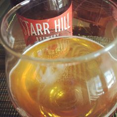 30 Second Beer Review: Starr Hill Daily Grind Peppercorn Farmhouse Ale