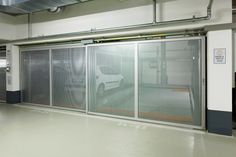 TRENDVARIO 4300 - Designer Semi automatic parking systems from KLAUS Multiparking ✓ all information ✓ high-resolution images ✓ CADs ✓ catalogues. Car Parking, Locker Storage, Furniture Design, Wood Glass, Steel, Interior Design, Home Decor, Parkour Gym, Space Saving