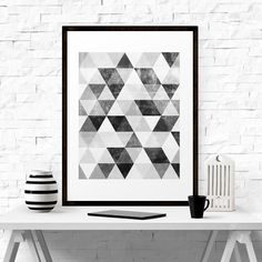 Printable Art Scandanavian Minimalist Print Home Decor Wall Art Poster Scandinavian Design