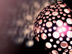 close up light photography