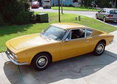 1967 OSI 20m TS Coupe