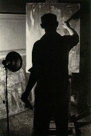 Roy DeCarava Romare Bearden 1951