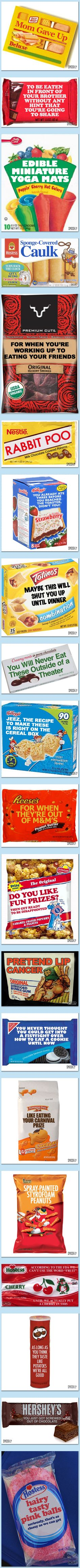 Childhood food favorites
