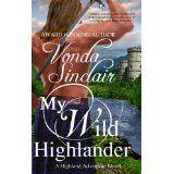 My Wild Highlander (Highland Adventure 2) (Kindle Edition)By Vonda Sinclair