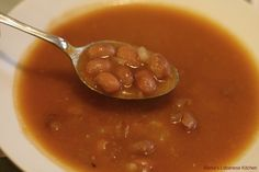 """If you love stews, here is a simple, delicious and healthy Lebanese Vegetarian Fasolia Beans Stew Recipe that you could try. This is a traditional Lebanese """"mou"""
