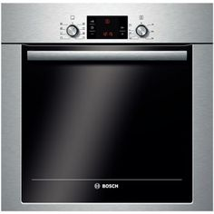 Buy Bosch Avantixx Single Electric Oven, Stainless Steel from our Built in Ovens range at John Lewis & Partners. Single Electric Oven, Electric Wall Oven, New Oven, Self Cleaning Ovens, Appartement Design, Stainless Steel Oven, Built In Ovens, Oven Range, Bosch