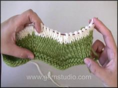 Ever wondered how to do the beautiful, knitted zigzag pattern? The DROPS Tutorial video is finally here!