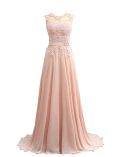 MicBridal® Lang Chiffon Damen Herzförmig Spitze Abendkleid Ballkleid mit  Pailetten f16859b712