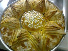 Adventi karácsonyi csillag sütemény – Marika konyhája