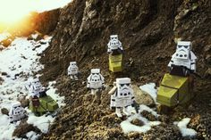 Star Wars Paper Toys2