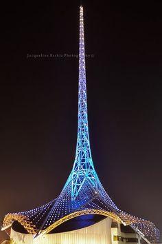 Tokyo Tower, Japan Arts Centre - Melbourne Fantastic what is art deco style - famous art deco architecture - Art-Deco-Napi. Futuristic Architecture, Beautiful Architecture, Art And Architecture, Amazing Buildings, Modern Buildings, Thinking Day, Melbourne Australia, Australia Travel, Coast Australia